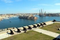 Malta_0372-Valletta_UpperBarrakkaGardens_SalutingBattery