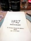 Malta SanJulian 1927 Restaurant