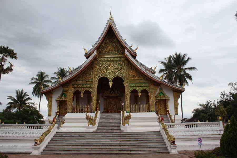 LaosThai1320_Laos_LuangPrabang_palazzoReale
