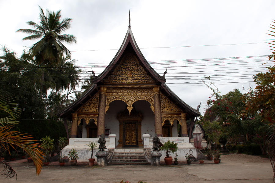 LaosThai1329_Laos_LuangPrabang_watChoumKhongSourintharame