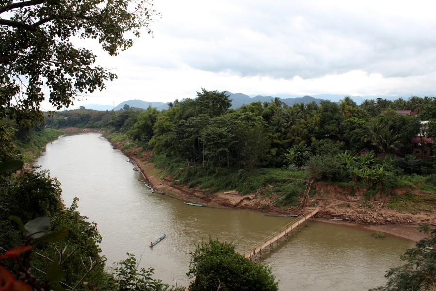 LaosThai1342_Laos_LuangPrabang_WatSiphoutthabat